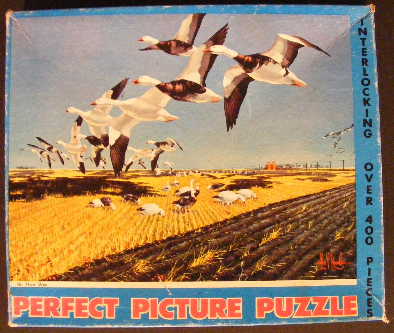 """On their Way"" Perfect Picture Puzzle"