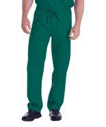 MEN 2XL BOXER DRAWSTRING Scrub Pants Green Land... - $9.29