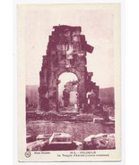Vintage - Morning Glory at the Temple of Hadrian, Morocco - Unused  - $4.99