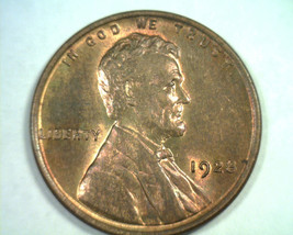 1928 Lincoln Cent Penny Choice Uncirculated+ Red / Brown Ch. Unc.+ Rb Original - $34.00