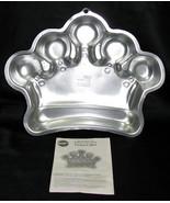 Wilton 2006 Princess Crown Cake Pan w/ Directions  - $14.99