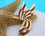 Rivesst enamel canadian goose modernist brooch pin vintage thumb155 crop