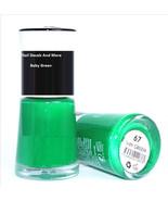 High Shine Christmas Green  Nail Polish XLarge .53 FL-OZ  bath and body Great Fo - $2.95