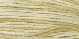 Beige (1106) 6 strand embroidery floss 5yd skein Weeks Dye Works - $2.25