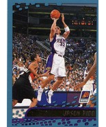 2001 Topps Jason Kidd Phoenix Suns Dallas Mavericks Nets - $2.00
