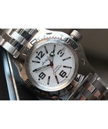 Russian Mechanical Automatic Wrist Watch VOSTOK AMPHIBIAN DIVER 100485 - $72.52