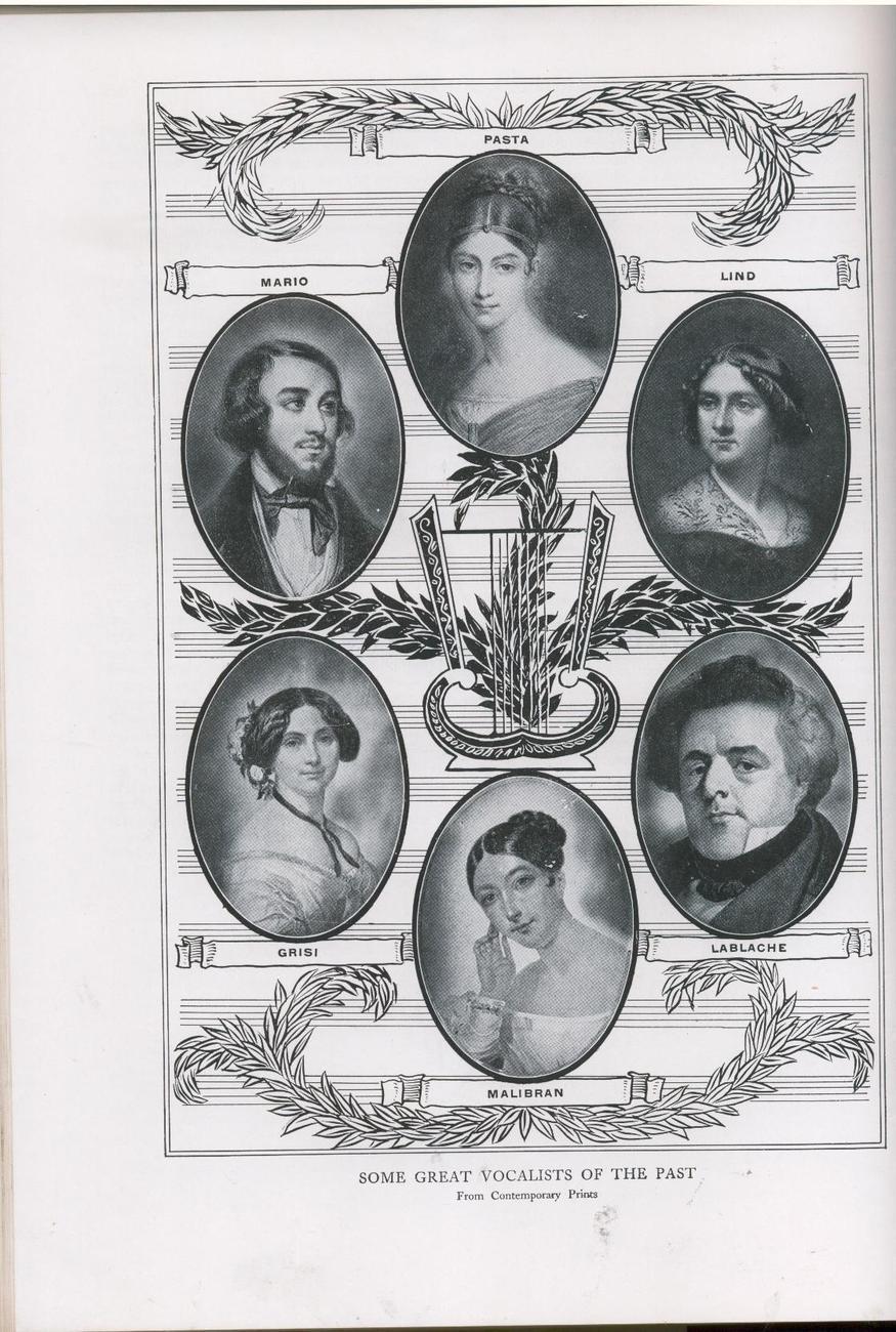 MUSIC LITERATURE--1948--4 vols., biography, piano, opera