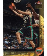 2000 Fleer Premium Mike Bibby Grizzlies Kings Hawks Heat  - $1.50
