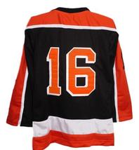 Any Name Number Baltimore Clippers Retro Hockey Jersey Black Any Size image 2