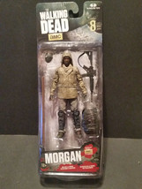 2015 McFarlane AMC TV The Walking Dead TV Series 8 : Morgan Jones - $22.75