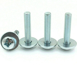 Samsung Wall Mount Mounting Screws For Model QN75Q60T, QN75Q60TAF, QN75Q60TAFXZA - $6.92