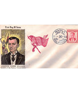 Honoring ANDRES BONIFACIO 1st Day Of Issue 1958 - $1.95