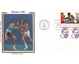1st day issue olympics 1984 thumb155 crop