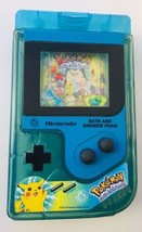 Nintendo Game Boy Pokemon Bath And Shower Foam Gel 225ml And Water Game ... - $29.16