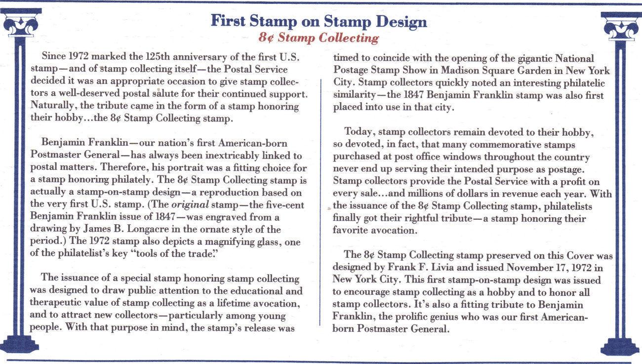 First Stamp Error 4c. Dag Hammarskjold 1962