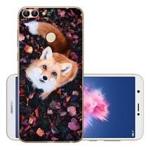 CaseRiver Huawei P Smart Case TPU Soft Silicone Transparent Back Cover Phone Cas - $9.37