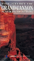 The Story of GRAND CANYON National  Park - VHS Tape image 1