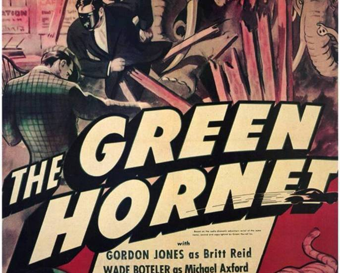 THE GREEN HORNET, 13 CHAPTER SERIAL, 1940