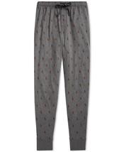 New Mens Polo Ralph Lauren Loungewear Jogger Pants Heather Grey MSRP $42 - $32.00