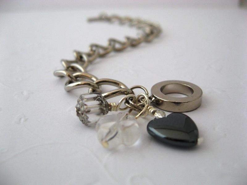Chunky Function Chain Bracelet Handmade by Chula
