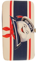 Ghostbusters: Stay Puft Hinge Wallet Brand NEW! - $26.99