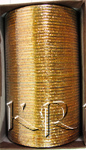 KKLL10M06 4 Dozen Golden Metal Bangles Choori with Glitter Handiwork