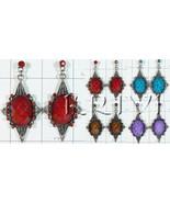 KWLL09073 Wholesale lot of 10 pair Designer Hanging Earring - $116.10