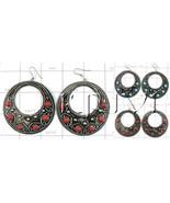 KWLL09072 Wholesale lot of 15 pair of Metal Earrings - $156.72