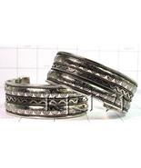 KWLL09035 Wholesale lot of 15 pc Metal Cuff Bracelets - $87.06