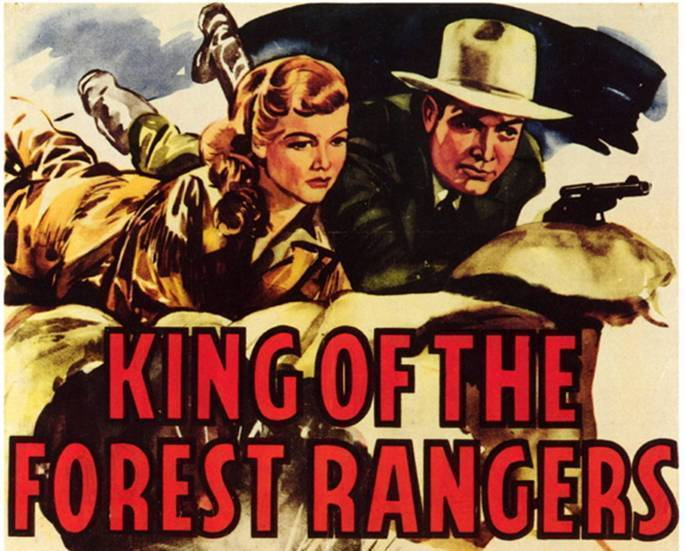 King forest rangers