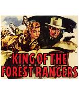 King of the Forest Rangers, 12 Chapter Serial, 1946 - $19.99
