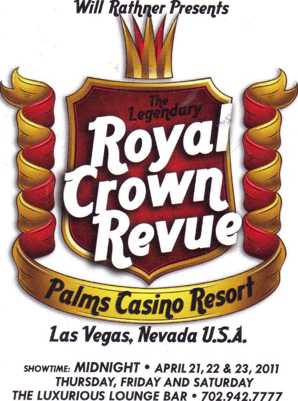 Royal crown revue palms