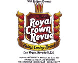 Royal crown revue palms thumb155 crop