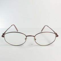 """COACH """"CAITLAN"""" Eyeglasses Frame Petite Mod.108 49-18-135 ROSE Pink metal - $28.90"""