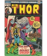 The Mighty Thor Comic Book #209 Marvel Comics 1973 FINE- - $7.84