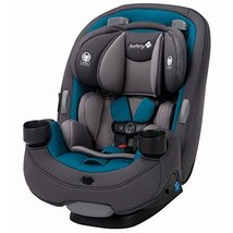Safety 1st Grow and Go 3-in-1 Convertible Car Seat, Blue Coral - $249.95