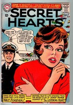 SECRET HEARTS #106-1965-CRUISE SHIP COVER-DC ROMANCE-VG VG - $25.22