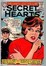 Secret Hearts #106-1965-CRUISE Ship COVER-DC ROMANCE-VG Vg - $25.22