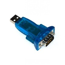 10PCS/LOT HL-340 New USB to RS232 COM Port Serial PDA 9 pin DB9 Adapter ... - $16.09