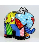 Romero Britto Mini Elephant Figurine #331843  - $39.59