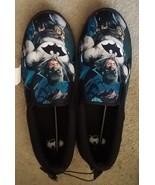 BATMAN Mens Slip On Casual Shoes Size 9 Canvas - $7.00