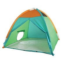 Pacific Play Tents 41205 Kids Super Duper 4-Kid II Dome Tent Playhouse, ... - $39.76