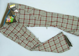 NEW! $220 Burton Womens Gloria Snowboard Pants!  *Green or Blue*  *Plaid* - $99.99