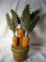 Bethany Lowe Creepy Carrot Halloween Display Decoration no. TD9058 image 1