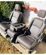 2021 Honda Odyssey Bucket Seats-Leather Mocha 3 pieces set - $1,485.00