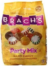 Brach's Party Mix Individually Wrapped Hard Candies Variety Pack, 5 Pound Bulk C - $23.47