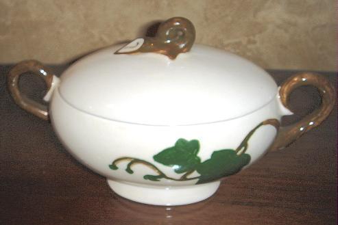 Poppytrail sugar bowl
