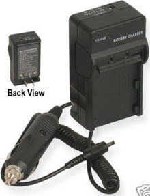 Charger for Samsung VPMS12BL VPMS15 VP-MS15S VP-MS15R