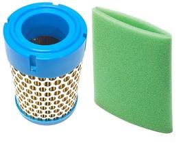 Air Filter For Kohler 17 083 07-S Plus Pre-Filter For Kohler 17 083 12-S - $10.88