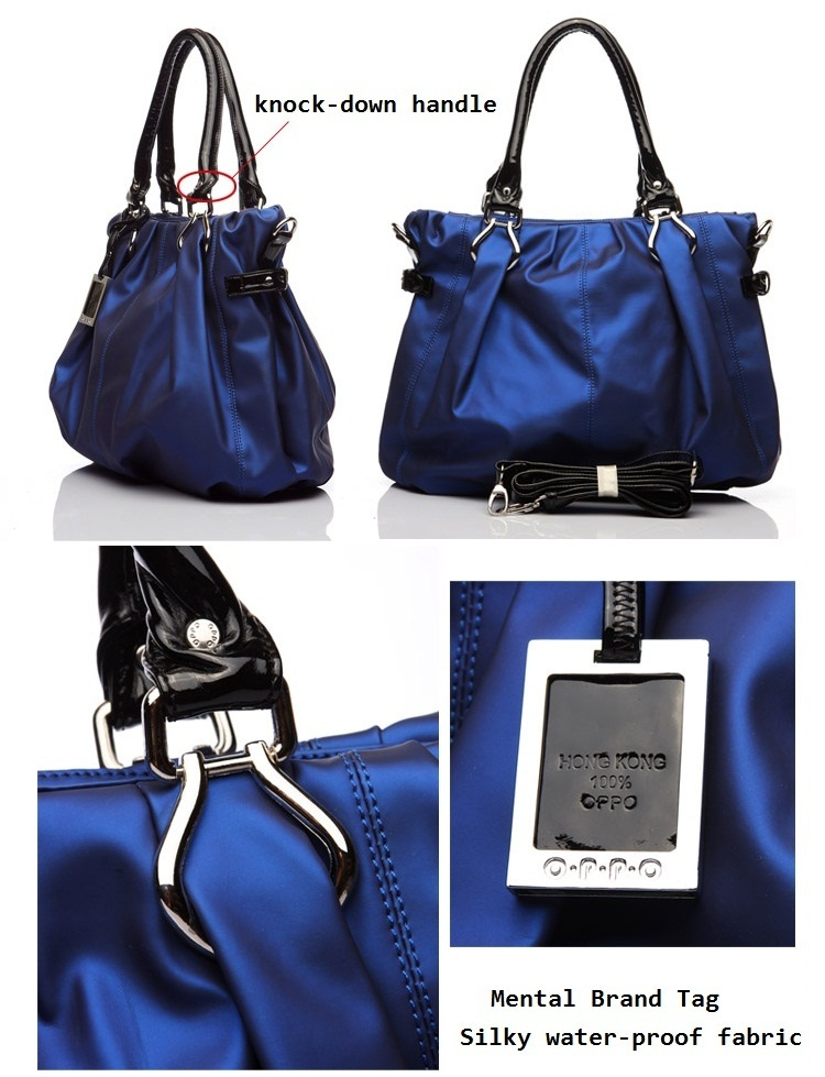 NWT Fashion Charming women's Shoulder Bag / Blue